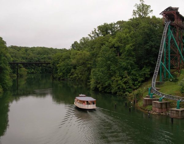 A Day at Busch Gardens Williamsburg