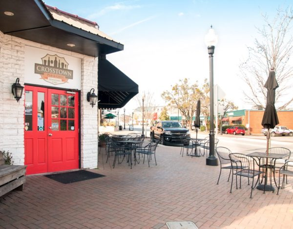 Crosstown Pub & Grill: Best Place to Eat in Cary, NC